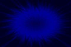 Предпосылка цветка абстрактная в сини стоковое изображение
