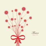 Предпосылка цветка букета Стоковая Фотография RF