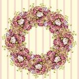 Предпосылка цветка Стоковые Фото