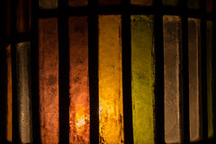 Предпосылка цветного стекла цвета Abtract стоковое изображение
