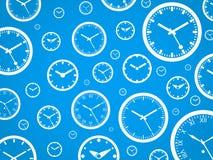 Предпосылка часов - иллюстрация вектора бесплатная иллюстрация