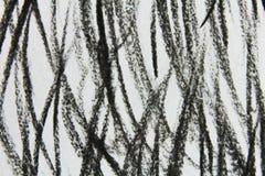 Предпосылка чертежа угля Стоковые Изображения