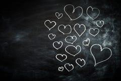 предпосылка чешет обои Валентайн костюмов сердец безшовные наилучшим образом Стоковое Изображение