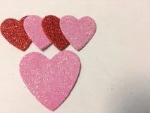 предпосылка чешет обои Валентайн костюмов сердец безшовные наилучшим образом мое Валентайн Стоковое Фото