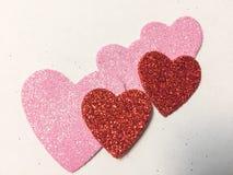 предпосылка чешет обои Валентайн костюмов сердец безшовные наилучшим образом мое Валентайн Стоковая Фотография RF