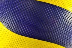 предпосылка шарика волейбола Стоковое Фото