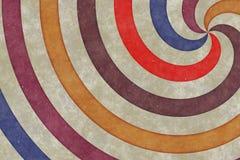 предпосылка шестидесятых годов Стоковое Изображение RF