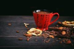 Предпосылка шоколадов Стоковая Фотография