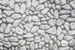 Предпосылка - штабелированная каменная стена Стоковые Фотографии RF