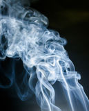 Предпосылка дыма абстрактная стоковое фото