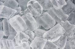Предпосылка льда Стоковые Фотографии RF