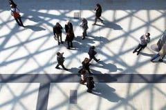 Предпосылка людей Стоковые Фото