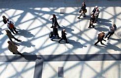 Предпосылка людей Стоковое Фото