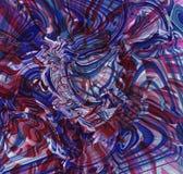 Предпосылка, яркие пестротканые линии фиолетовых, белых, красных, голубых, фиолетовых, красочных обоев соответствующих для дизайн Стоковое Изображение RF