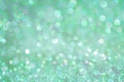 Предпосылка яркого блеска зарева Элегантная абстрактная предпосылка с bokeh Стоковые Фото