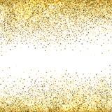 Предпосылка яркого блеска золота Стоковые Изображения