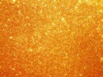Предпосылка яркого блеска золота Стоковое Изображение RF