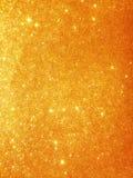 Предпосылка яркого блеска золота Стоковая Фотография