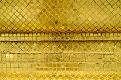Предпосылка яркого блеска текстуры золота Стоковое фото RF