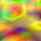 Предпосылка яркой радуги неоновая абстрактная иллюстрация штока