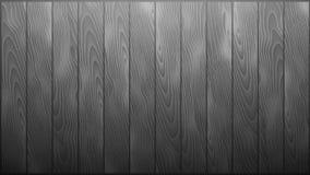 Предпосылка Ai10 вектора серая деревянная Стоковая Фотография RF