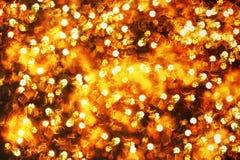 Предпосылка Boke, fiery стоковое изображение rf