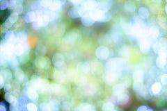 Предпосылка bokeh города светлая Стоковое Фото