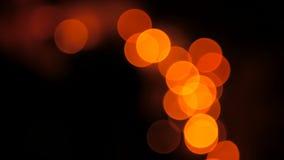 Предпосылка bokeh рождества и Нового Года Стоковое фото RF