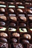 Предпосылка bonbons шоколада Стоковая Фотография