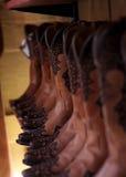 предпосылка boots вектор изображения grunge ковбоя графический Стоковое фото RF