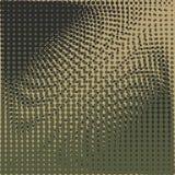 Предпосылка camo полутонового изображения Вектор ставит точки текстура ретро Конспект делает Стоковые Изображения