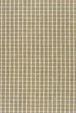 Предпосылка checkered текстильной ткани Стоковые Изображения RF