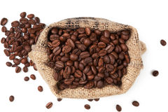 Предпосылка coffe лакомки. Стоковая Фотография