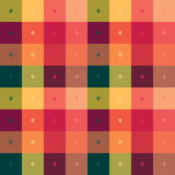 Квадратная цветастая предпосылка стоковые фотографии rf