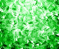 предпосылка cubes льдед Стоковая Фотография