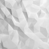 Предпосылка d геометрическая бумажная Стоковая Фотография RF