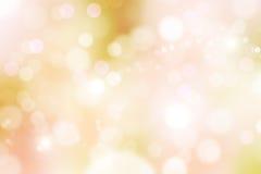 Предпосылка defocused блестящих светов стоковые изображения