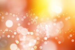 Предпосылка defocused блестящих светов стоковое изображение rf