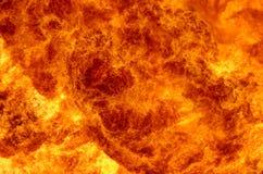 предпосылка fiery стоковая фотография