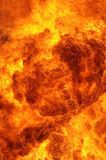 предпосылка fiery стоковое фото rf