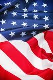 предпосылка flag мы Стоковая Фотография RF