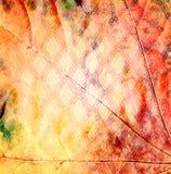 Предпосылка Grunge звезды абстрактной картины конструкции украшения рождества предпосылки темной красные белые Стоковые Фотографии RF
