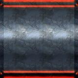 Предпосылка Grunge огня и металла стоковая фотография rf