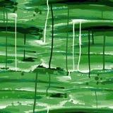Предпосылка Grunge смазанная с краской Стоковые Фото
