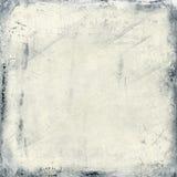 Предпосылка Grunge текстурированная бумагой Стоковое Изображение
