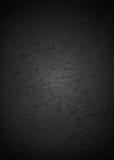 Предпосылка Grunge черная бумажная Стоковые Изображения RF