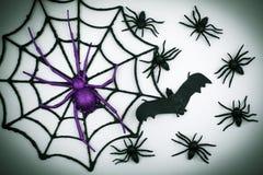 предпосылка halloween страшный Стоковые Изображения