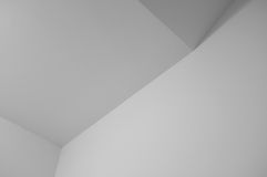 Предпосылка Minimalistic Monochrome геометрическая Стоковое фото RF