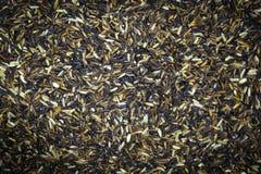 Предпосылка Riceberry с влиянием виньетирования Стоковое Изображение RF