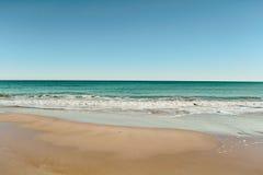 Предпосылка Seashore Стоковые Изображения RF
